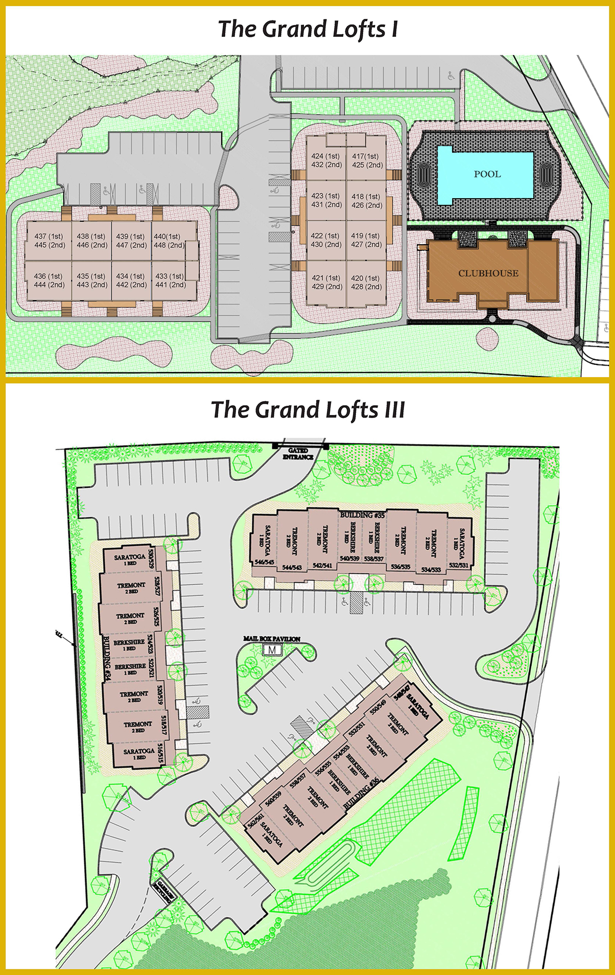 Apartment floor plans the grand loftsthe grand lofts for Blueprints website