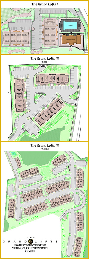 Apartment Site Map